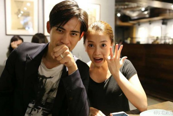 Vic Chou, Former F4 Member, Announces Marriage To Reen Yu