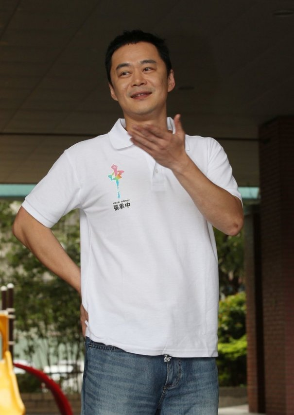 Richard Chang Won't Use Celebrity Wife Selina of S.H.E To Help Win Election