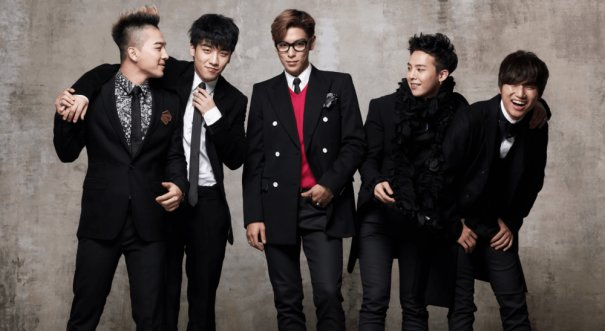 Big Bang Announces Japanese Version Of