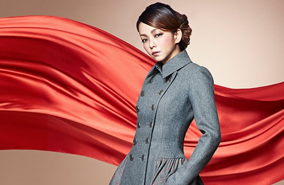 Namie Amuro Provides Theme Song For