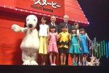 "Ayaka & Atsuko Maeda Attend ""I LOVE SNOOPY THE PEANUTS MOVIE"" Event"