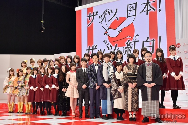 Line Up For 66th Kohaku Uta Gassen Announced