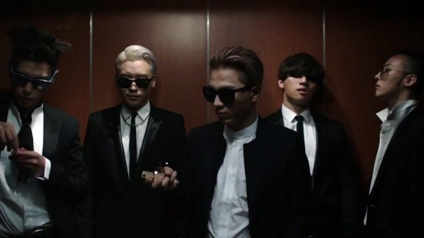 Big Bang to Attend a Chinese Award Show This December