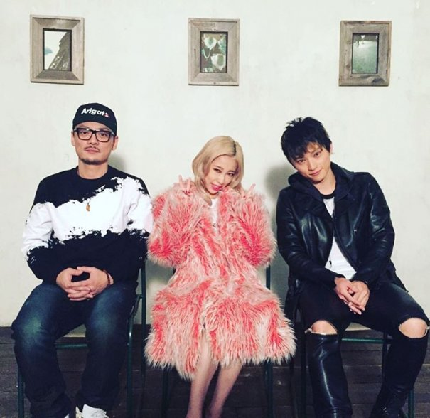 SPICY CHOCOLATE Collaborates With Miliyah Kato & SKY-HI On New Single