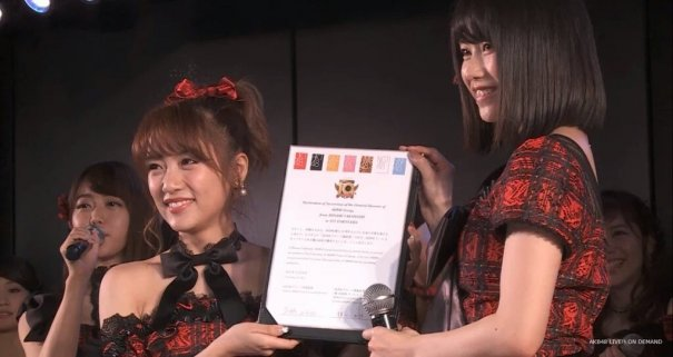 Yui Yokoyama Takes Over As AKB48's General Director