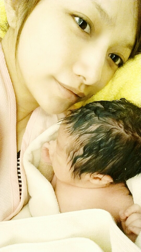 [Jpop] Maki Goto Gives Birth To Baby Girl