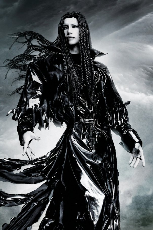 "GACKT Offers New Song ""Hana mu Chiyu"" For Free"