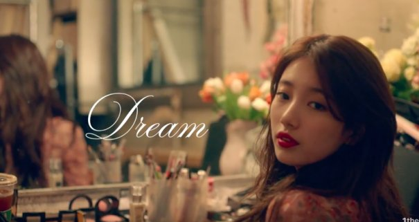 "Initial Teaser Video for Miss A's Suzy and EXO's Baek-hyun's ""Dream"" Unveiled"