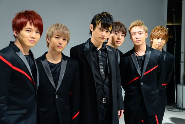 Da-iCE Promises To Perform At Nippon Budokan
