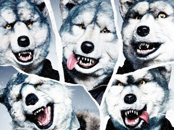 "MAN WITH A MISSION Releases Details On New Album ""The World's On Fire"""