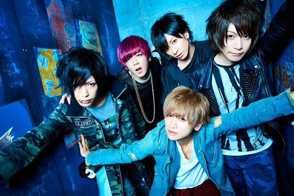 [Jpop] An Cafe Announces New Single and Live DVD