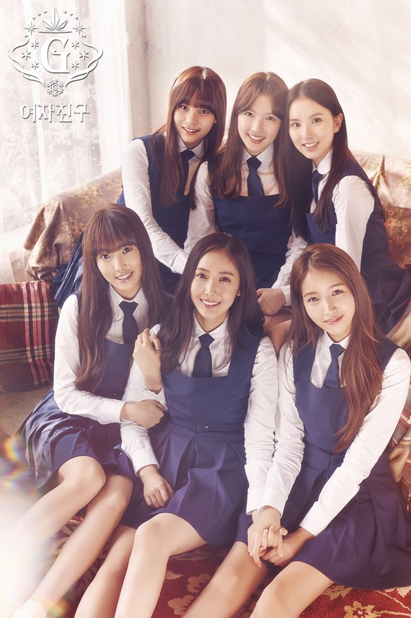 "GFRIEND Releases Details & Teaser Images For Upcoming Mini Album ""Snowflake"""