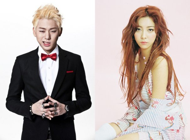 [Kpop] ZICO & f(x)'s Luna Collaborate On Ballad Track