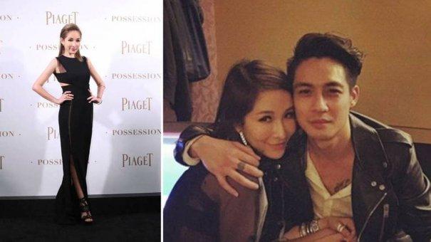 [Cpop] Elva Hsiao Confirms Break up with Singaporean Beau
