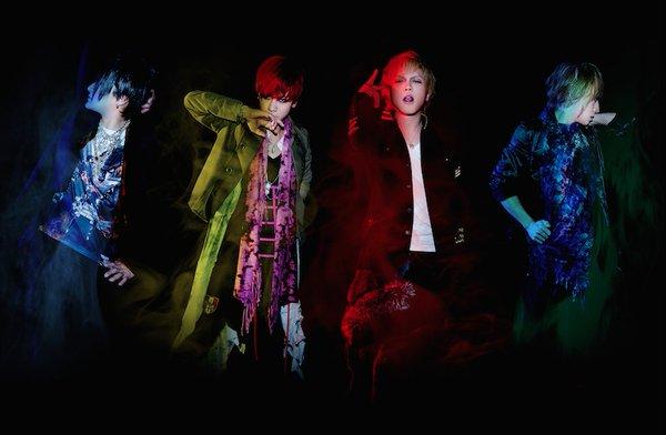 ex-AYABIE's KENZO Forms New Band ANOMIY.
