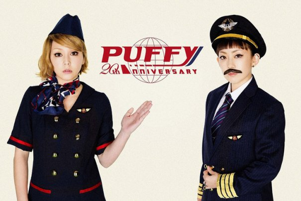 PUFFY Celebrates 20th Anniversary with Best Of Album