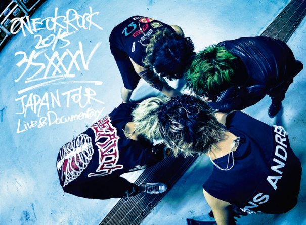 ONE OK ROCK to Release DVD/BD of Saitama Super Arena Live