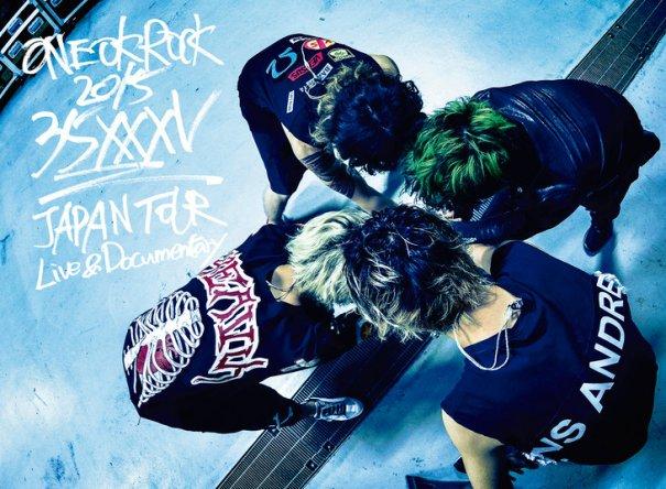 [Jrock] ONE OK ROCK to Release DVD/BD of Saitama Super Arena Live