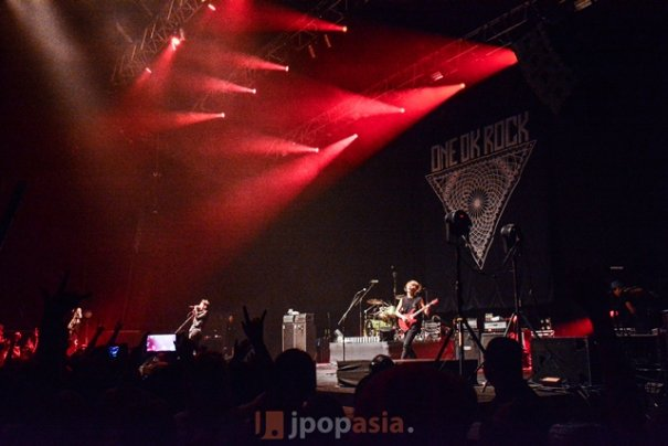 [Jrock] [Exclusive] ONE OK ROCK Live in Manila a Triumph for Both Artiste and Audience
