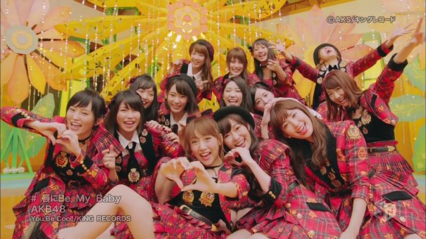 "AKB48's ""Kuchibiru ni Be My Baby"" Tops JpopAsia's Most Viewed Video Chart For January 2016"