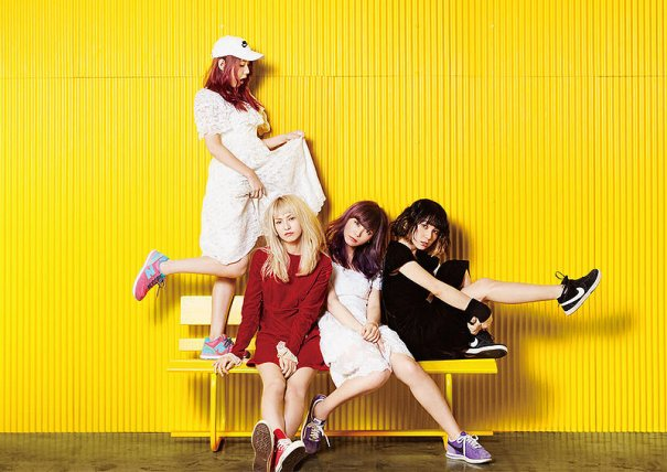 [Jpop] SCANDAL Announces European Release Of New Album