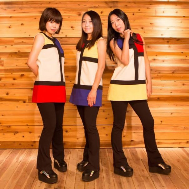 "Shonen Knife to Release New Album ""Adventure"" in March"