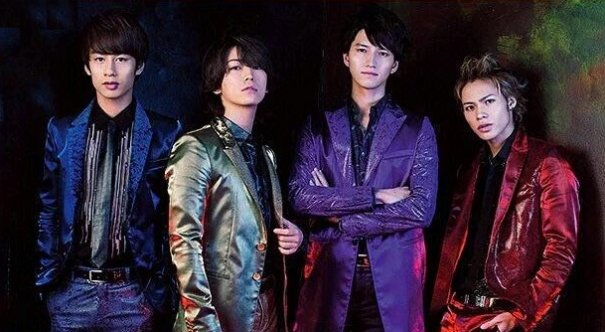 KAT-TUN To Go On Temporary Hiatus
