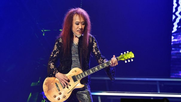 "X JAPAN's PATA Getting ""Better And Better"" Following Hospitalization"
