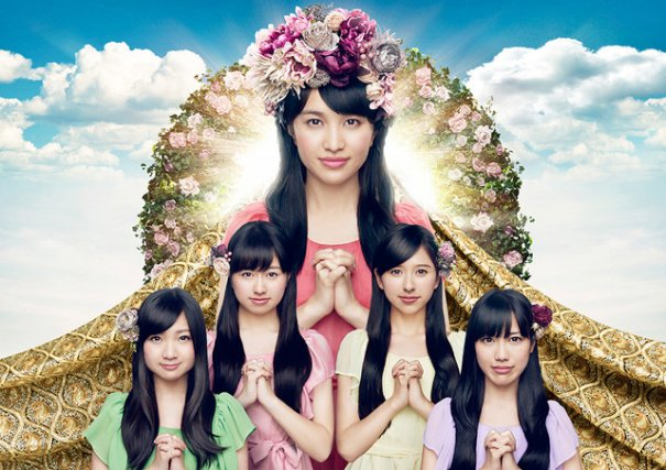 [Jpop] Momoiro Clover Z Sets Oricon Record With New Albums