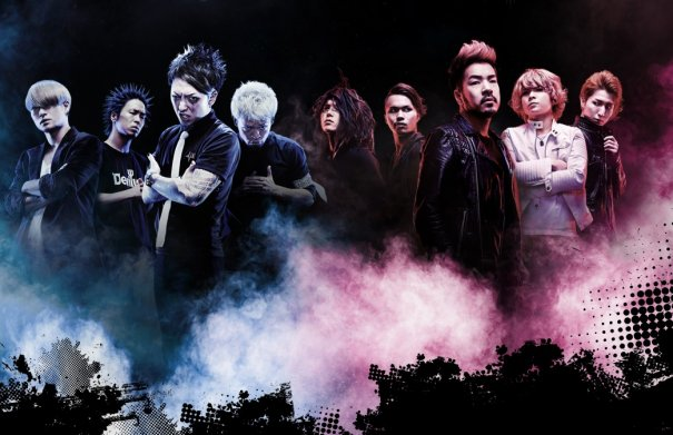 Crossfaith and SiM Collaborate for Red Bull Air Race CM Song