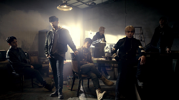 "B.A.P Revealed Japanese Short Version of MV ""Kingdom"""