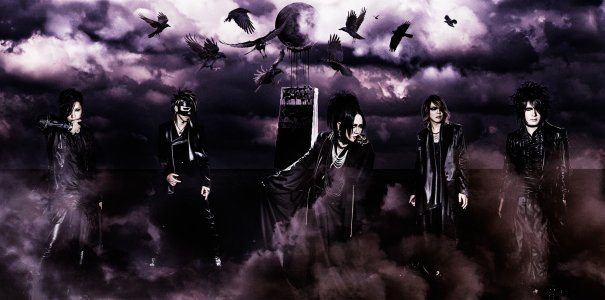 the GazettE Reveals Final Three Movements of Dark Age