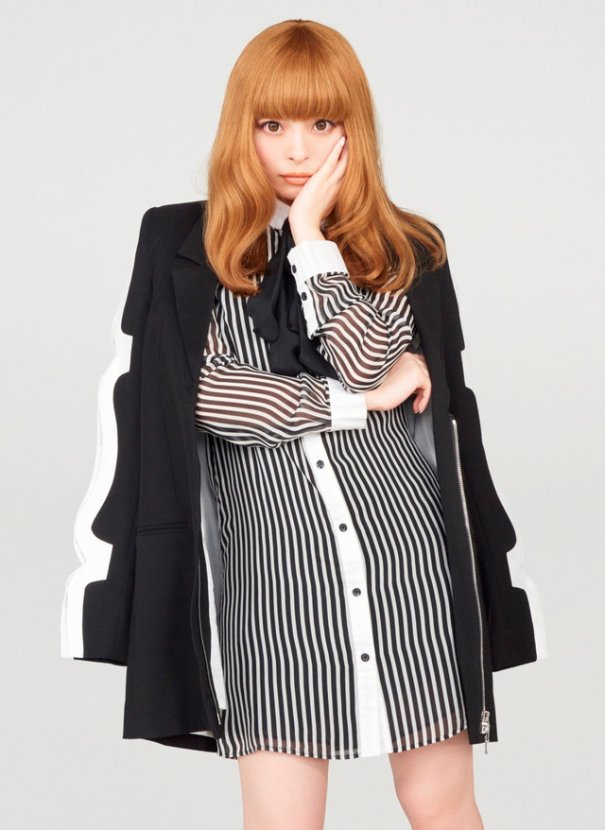 [Jpop] Kyary Pamyu Pamyu Announces 12th Single