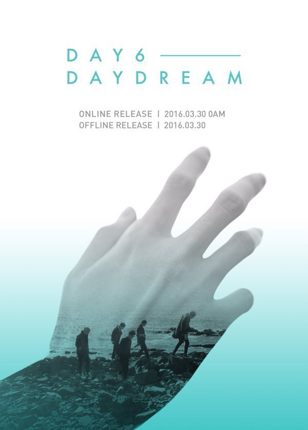 DAY6 Sets Release Date For 2nd Album