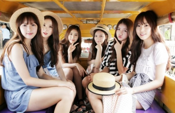 GFRIEND To Enter Japanese Market This Year