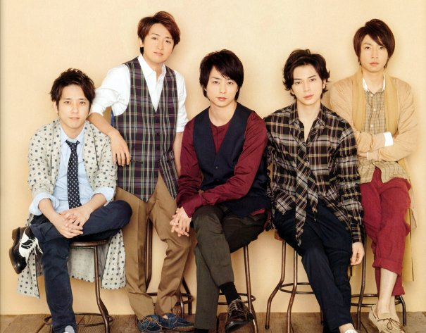 Arashi Announces New Single