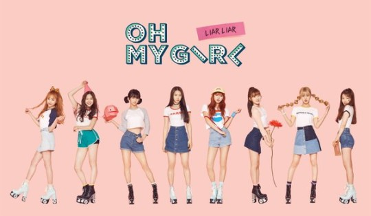 Oh My Girl Comments On Competitors GFRIEND & TWICE