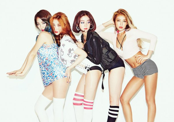 Wonder Girls Working On New Album