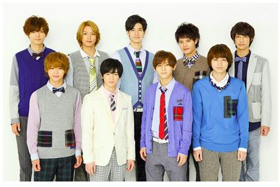"[Jpop] Hey! Say! JUMP to Release New Single ""Maji SUNSHINE"""