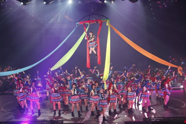 "HKT48 Forms New Team ""Team TII"""