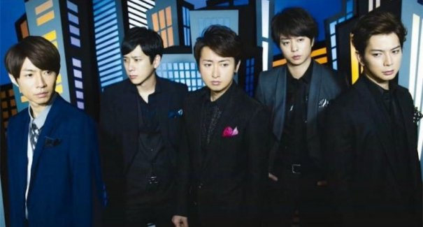 "Arashi's ""Fukkatsu LOVE"" Tops JpopAsia's Most Viewed Music Video Chart For March 2016"