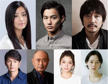 [Jpop] Supporting Cast for Shun Oguri's Upcoming Starring Film Revealed