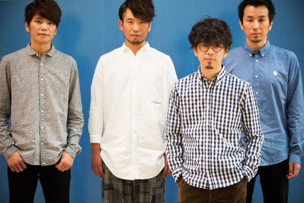 [Jrock] Asian Kung-Fu Generation To Provide
