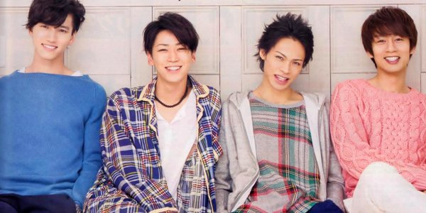 KAT-TUN Possibly Adding New Members
