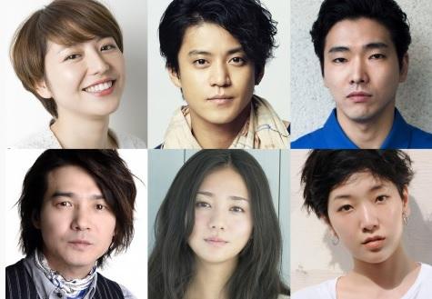 [Jpop] Junichi Okada, Shun Oguri, & Masami Nagasawa Star in Upcoming Film