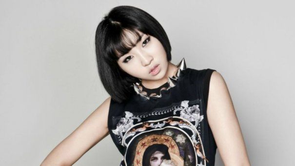 2NE1's Minzy To Leave Group