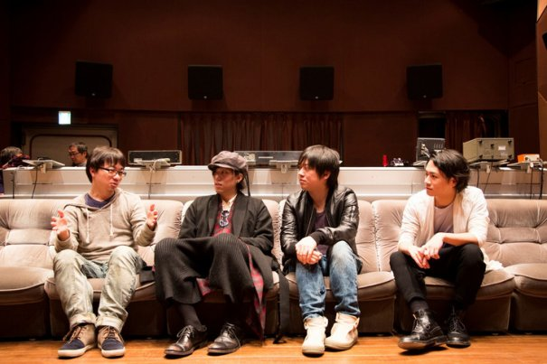 "RADWIMPS to Provide Theme Song for Makoto Shinkai's New Animated Movie ""Kimi no Na wa"""