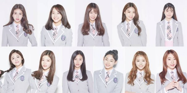 """Produce 101"" Girl Group IOI To Debut On May 4"