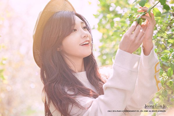 A Pink's Eunji Achieves All-Kill With Debut Solo Single