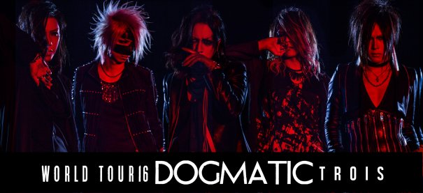 the GazettE Cancels Live in Argentina